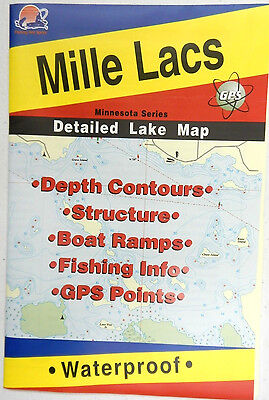 Waterproof Charts 138F Lower St FREE Ship Johns River Fishing Lake Fishing
