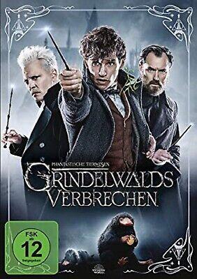 Phantastische Tierwesen 2 Grindelwalds Verbrechen DVD Teil 2 NEU OVP