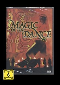DVD MAGIC OF THE DANCE - LIVE FROM PARIS - STEPPTANZ (Tanz, Musik) *** NEU ***