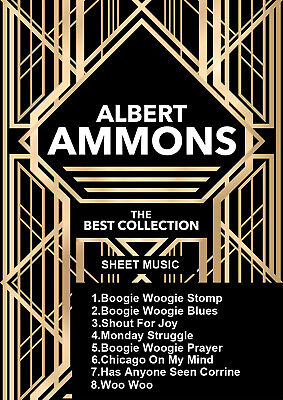 Albert Ammons | Best Collection | Boogie-Woogie | Sheet