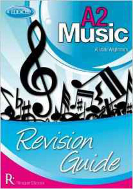 Edexcel A2 Music Revision Guide, New, Alistair Wightman Book