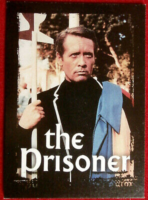 THE PRISONER - PROMO Card #2 - CORNERSTONE - 1996