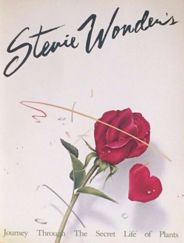 1979 Stevie Wonder Promotional Record Package