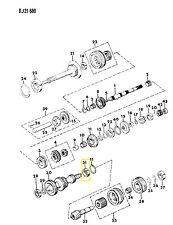 OEM Jeep Manual Trans ROLLER BEARING 83505448 Wrangler