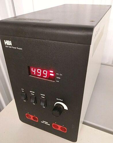 Haake Buchler HBI 500 Volt Electrophoresis Power Supply 4333600