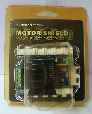 Seeed Studio Motor Shield Expand V1.2 L298n Based For Arduino  -3