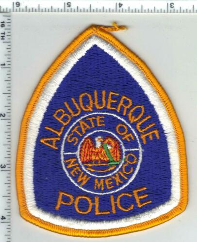 Albuquerque Police (New Mexico) 1st Issue Larger Shoulder Patch
