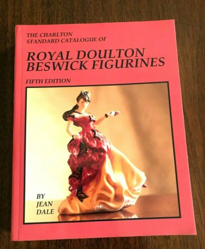 Royal Doulton Figurines, Charlton Standard Catalogue, Jean Dale 5th Edition, VG