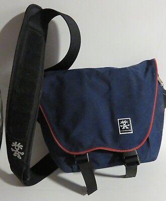 Crumpler Home Stayer Camera Bag New Old Stock Blue Blue Home Camera Bag