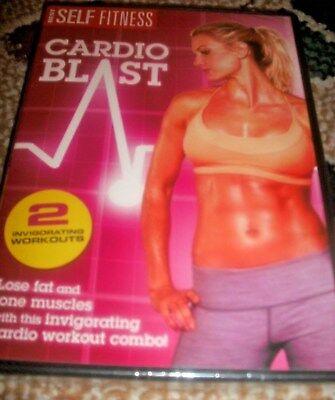 NEW! Best Self Fitness - Cardio Blast (DVD, 2014) Blast Away Pounds 2
