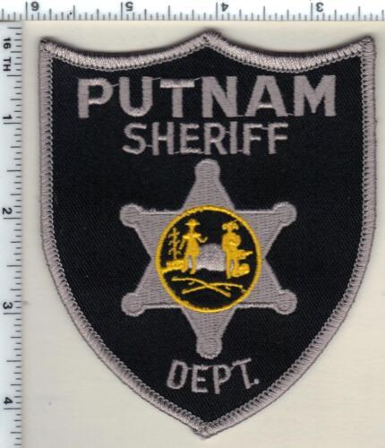 Putnam Sheriff Dept. (West Virginia) 1st Issue Shoulder Patch
