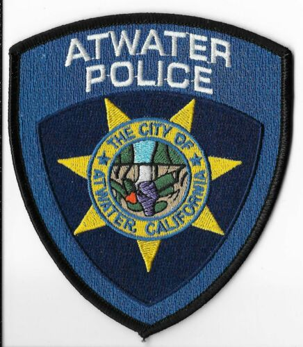 Atwater Police Department, California Shoulder Patch