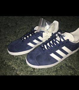Adidas gazelle size 9.5 men's