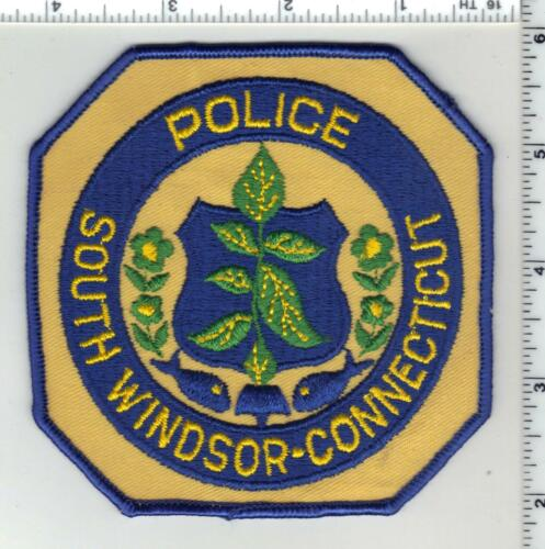 South Windsor Police (Connecticut) 2nd Issue Shoulder Patch