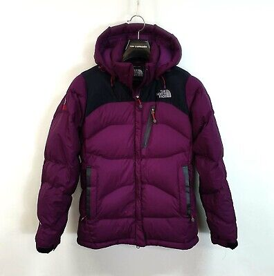 [THE NORTH FACE] WOMEN'S 100% AUTH 800 FILLS SUMMIT HYVENT DOWN PUFFER JK SIZE L