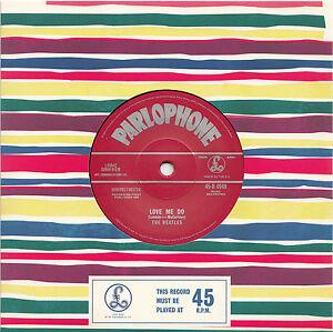 THE-BEATLES-Love-Me-Do-2012-UK-2nd-press-vinyl-7-Ringo-version-NEW-UNPLAYED