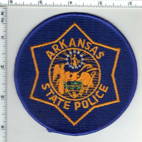 State Police (Arkansas) 3rd Issue Shoulder Patch