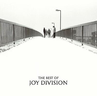 The Best of Joy Division by Joy Division (CD, Apr-2008, Rhino) *NEW* *FREE (The Best Of Joy Division)