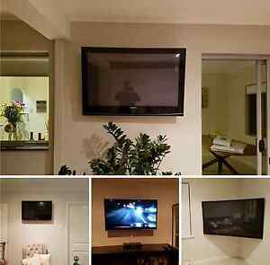 "GET YOUR TV WALL MOUNTED! PLASMA, LCD, LED TV  30""-60"" !! Heathridge Joondalup Area Preview"