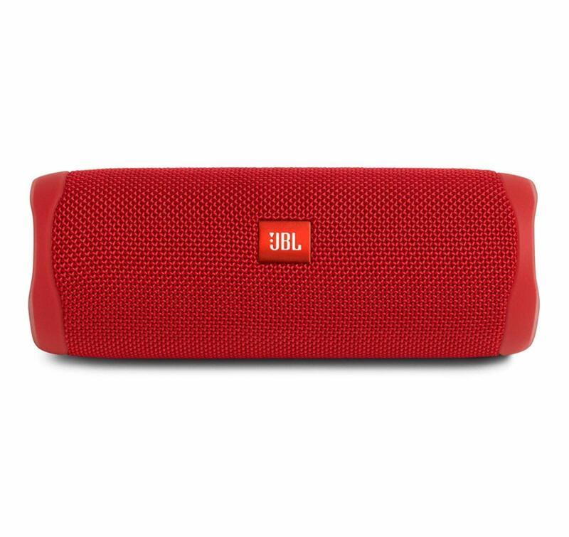 JBL FLIP5 Portable Waterproof Speaker - Red