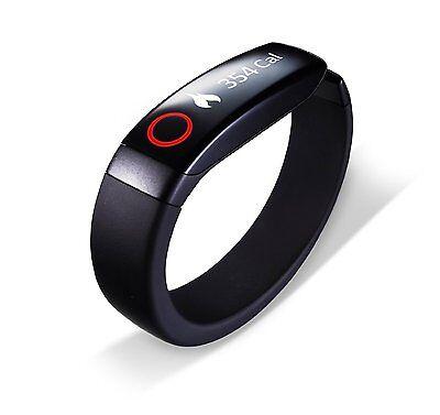 LG Lifeband Touch Activity Tracker Medium Black Brand New