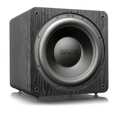 "SVS SB3000 13"" Sealed Powered Subwoofer -Black Ash  **Open Box**"