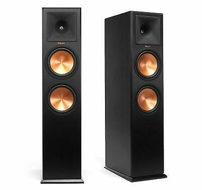 Klipsch RP-280F Ebony Floorstanding Speaker - Pair - BRAND NEW - SEALED!