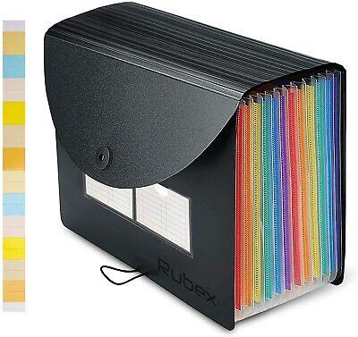 Accordion File Organizer Expanding File Folder File Folder Organizer 12 Pocket