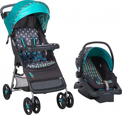Bebek Arabası ve Araba Koltuğu Combo Bebek Konfor Yürüteç Seyahat Sistemi Ayak Frenler