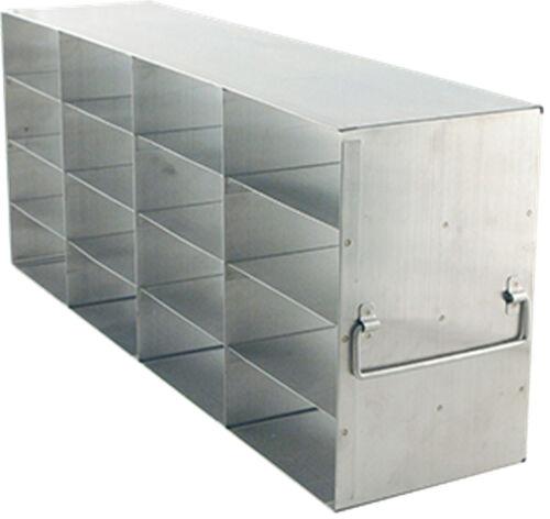 """Upright Freezer Racks For 2"""" Boxes, UF-442"""