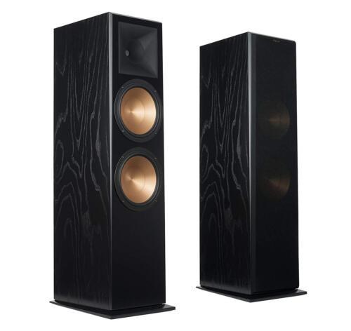 Klipsch Rf-7 Iii Floorstanding Speaker -black Ash  (pair)  **open Box**