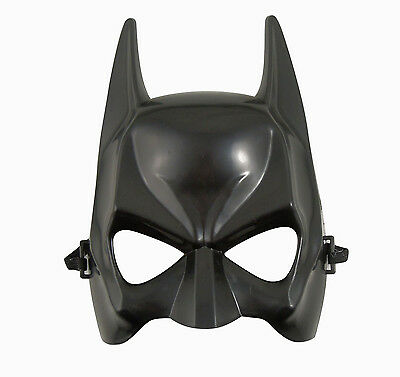 Batman Mask Dark Knight Rises Superhero Halloween Child Kid Costume Accessory