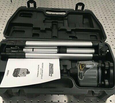 Johnson Rotary Laser Level Kit 40-0918