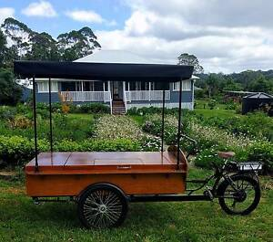 Ultra-Cool Coffee Cart / Market Stall Trikes Tamborine Mountain Ipswich South Preview