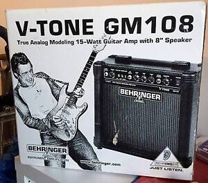 Behringer Guitar Practice AMP **Price Drop** Woodville North Charles Sturt Area Preview