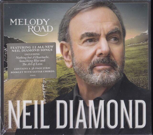 NEIL DIAMOND  MELODY ROAD, ltd. DELUXE EDITION, CD, USA , booklet, 2 Bonustracks