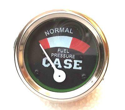 Case Tractors -fuel Pressure Gauge Fits 700 730 800 830 900 -a8101a11471