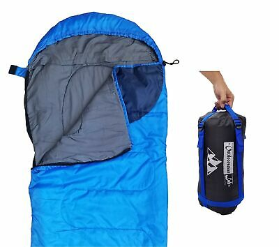 Outdoorsmanlab Sleeping Bag Lightweight Camping Backpacking Outdoor (47F/38F)