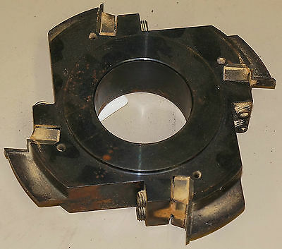 Woodmarc Carbide Moulder Insert Tooling Cutter Head 2434-06