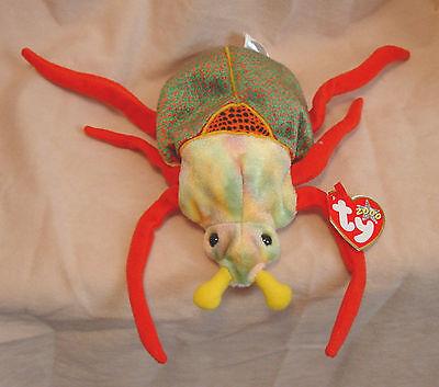 e3ef3d04932  4.79 (ebay.com). Ty - Scurry The Bug Beanie Baby ...