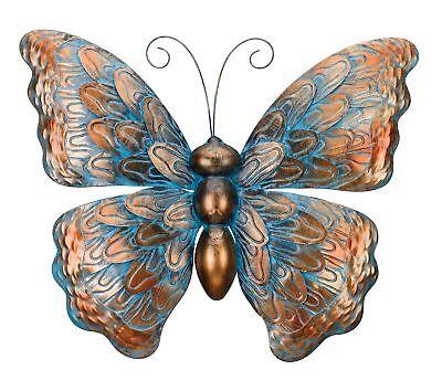 (Regal Art  Gift Patina Butterfly Wall Decor)