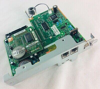 Genuine Pcb Fax Ricoh Mp201 Mp171 D4015132