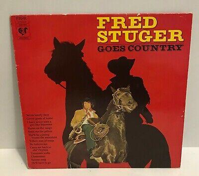 Fred Stuger - Goes Country ° LP Album ° Vinyl ° Schallplatte ° Country Musik ()