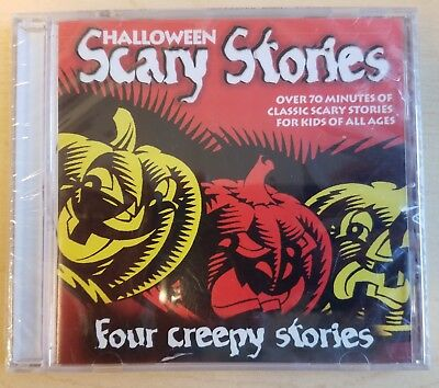Halloween: Scary Stories by Various Artists (CD, May-2000, BCI Music (Brentwood - Scary Halloween Rock Music