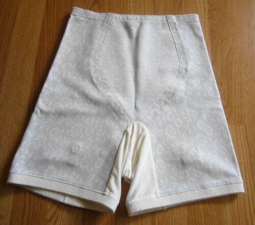 Vintage PLAYTEX 18 Hour High Waist Long Leg  Girdle Size XL Garter #2694