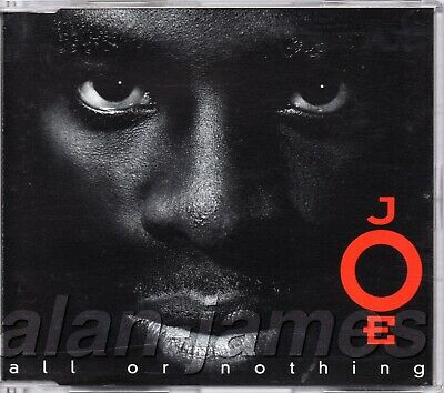 Joe ALL OR NOTHING Mixes 1994 UK CD Poor Georgie Porgie Mix...