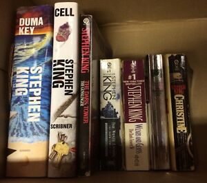 Stephen King Novels For Sale