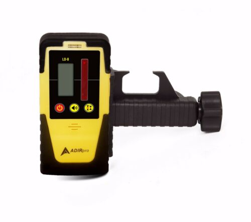 AdirPro Universal Rotary Laser Level Receiver Detector LD-8 Topcon Leica CST