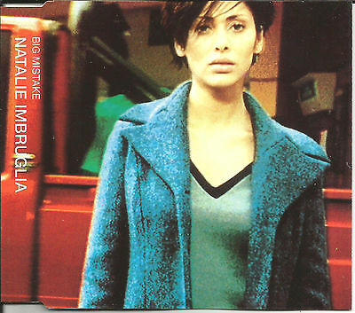 Natalie Imbruglia Big Mistake Unplugged   2 Unrelease Cd Single Usa Seler Sealed