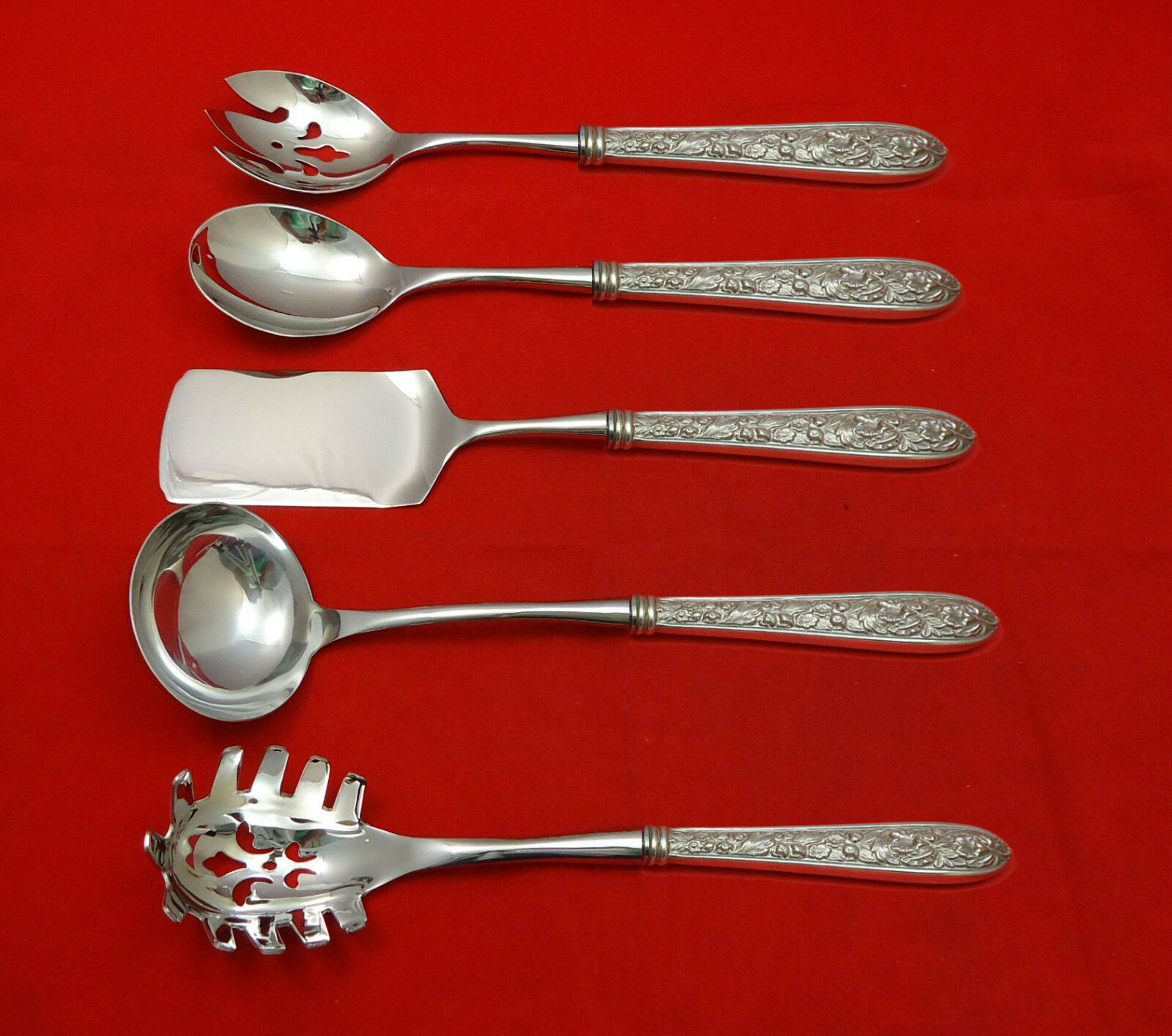 """Corsage by Stieff Sterling Silver Soup Ladle HHWS  Custom Made 10 1//2/"""""""